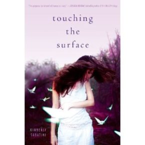 Touching the Surface: A book with heart