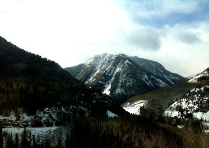 Middle Earth? No, Colorado.