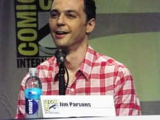 Jim Parsons, the Home panel