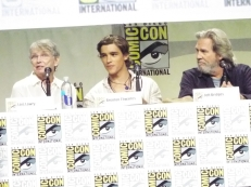 The Giver panel