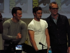 The Avengers panel