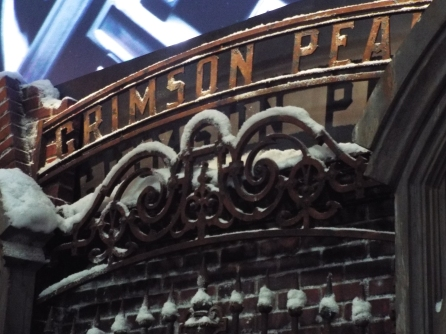 The Legendary booth, Crimson Peak