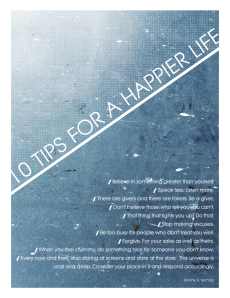 10 Tips 4