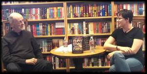 Chatting with James Sallis at The Poisoned Pen