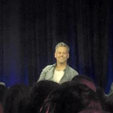 Rupert Graves at Sherlock NerdHQ