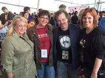 Curtis Armstrong at the SherlockeDCC party