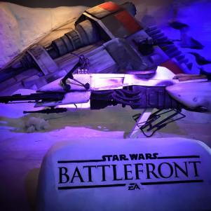 Battlefront at NerdHQ