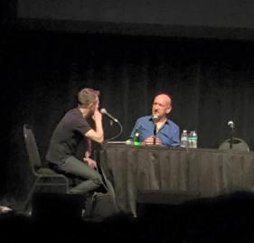 Ben Kingsley at the Nerdist podcast